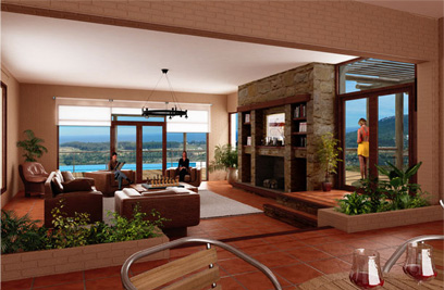 Luxury Home Amenities sugar loaf amenities | luxury homes in south america